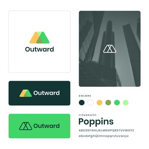 Outward Logo Design
