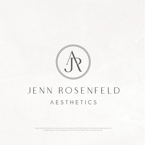 Logo for medical and aesthetic dermatologist