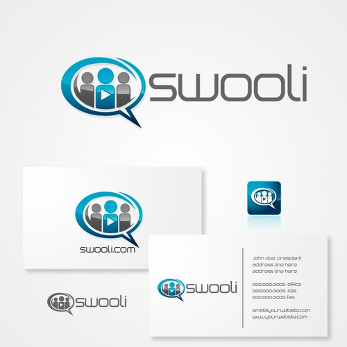 Create the next logo for swooli