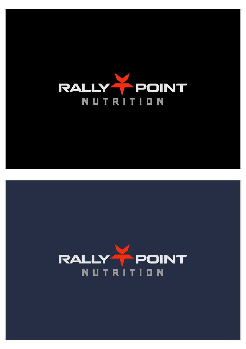 Rally Point Nutrition needs a powerful new shirt design