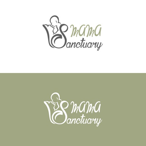 Inspire us with a distinctive logo design for our new venture, Mama Sanctuary