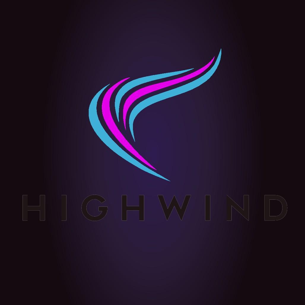 Highwind Talent needs a clean professional logo.