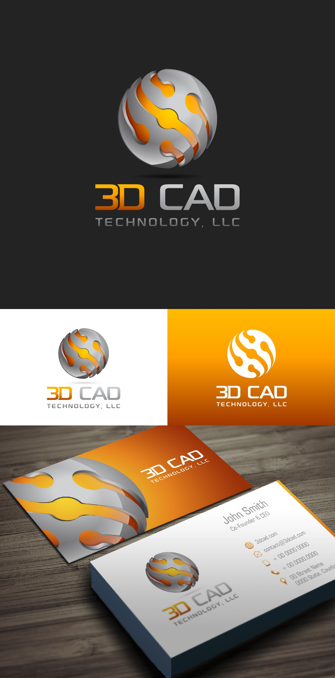 3D CAD Technology needs a new logo
