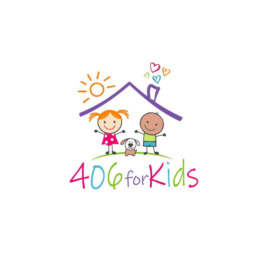 406 for Kids Logo