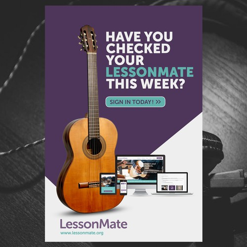 LessonMate Poster