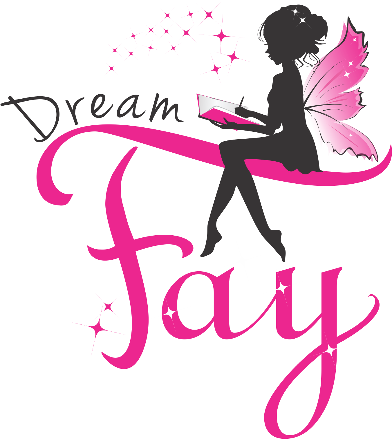 Create a sexy fairy silhouette for Dream Fay