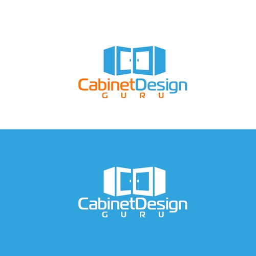Create a logo for CabinetDesign.Guru