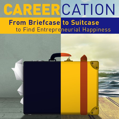 CareerCation - Book cover