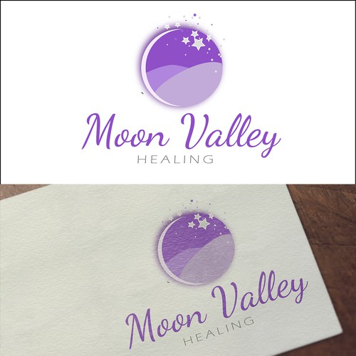 Logo for Moon Valley Healing