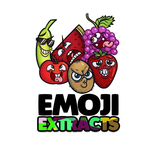 Logo for fruit extract