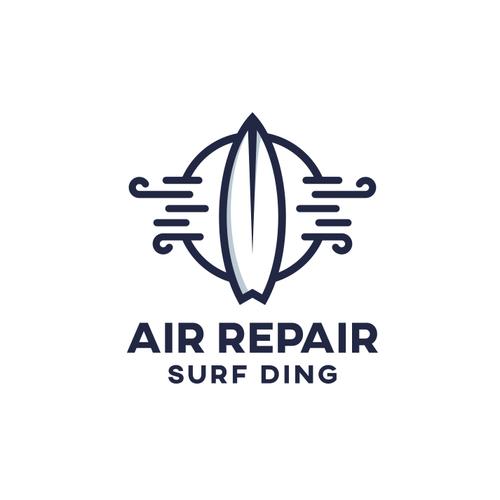 Air Repair logo
