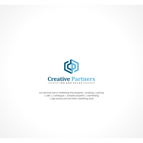 logo design for a creative partners