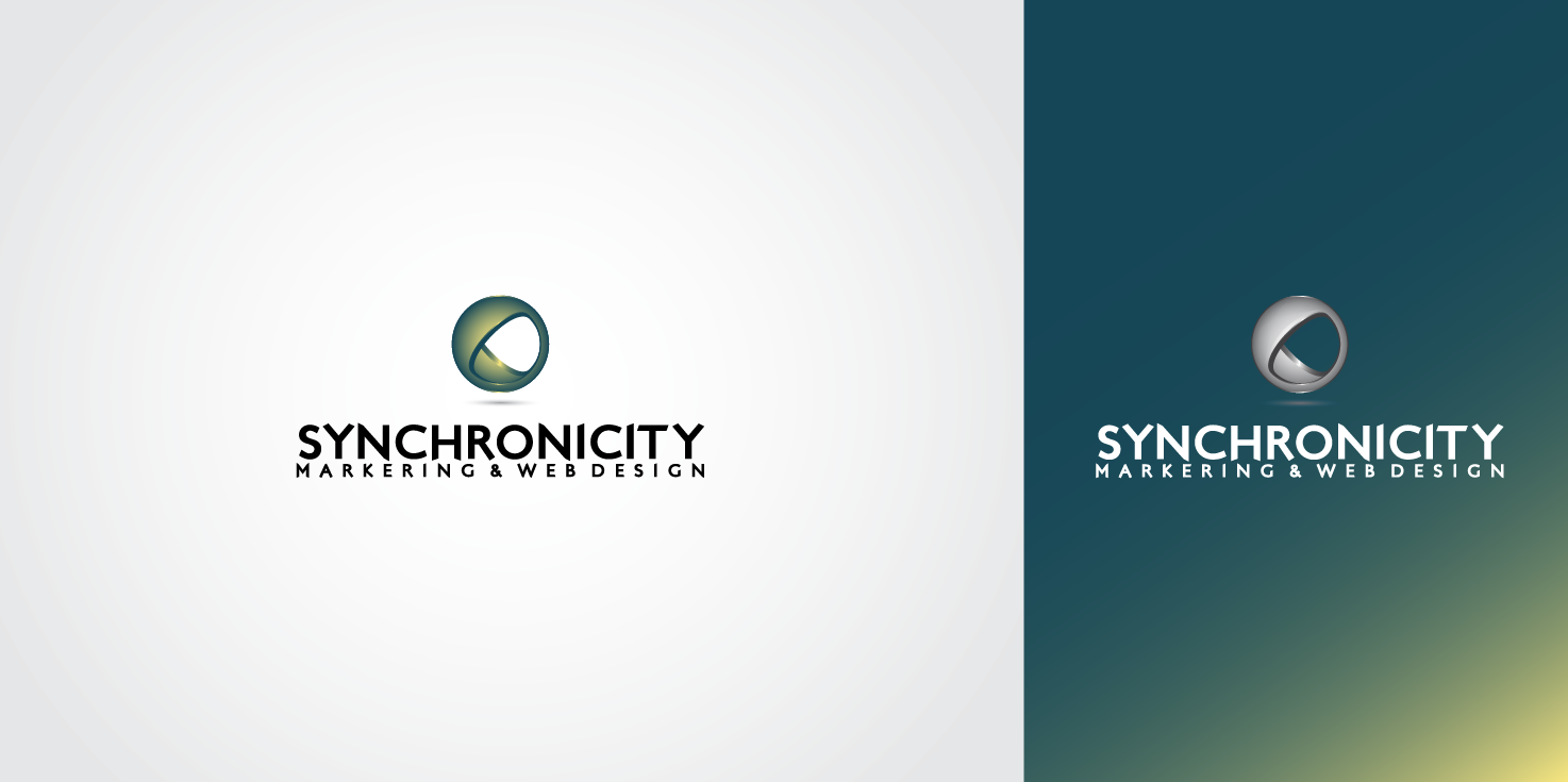 Create the next logo for Synchronicity Marketing