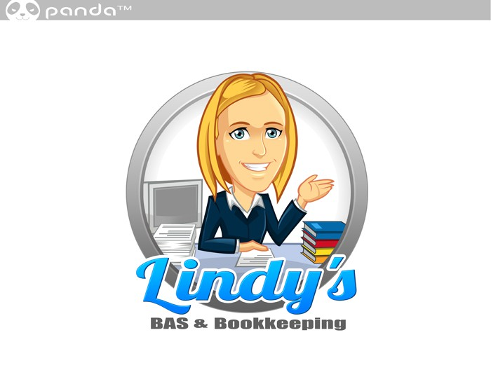 logo for Lindy's BAS & Bookkeeping