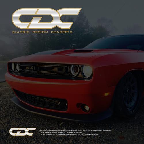 Automotive aftermarket styling company needs a sleek logo