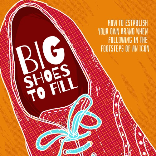 Big shoes to fill book Cover