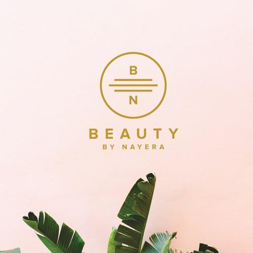 Beauty by Nayera logo