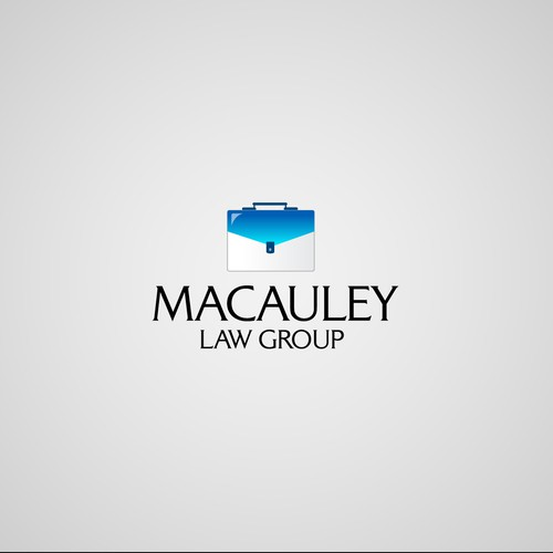 Logo for a Law Group
