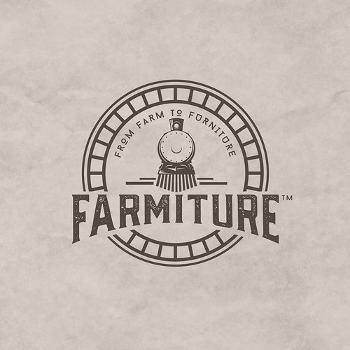 Logo concept for FARMITURE