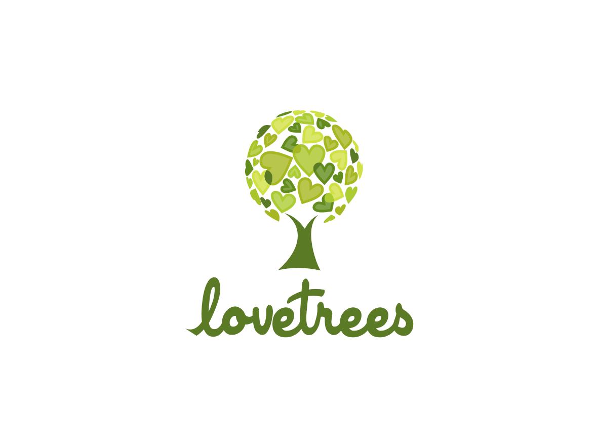 lovetrees needs an amazing logo