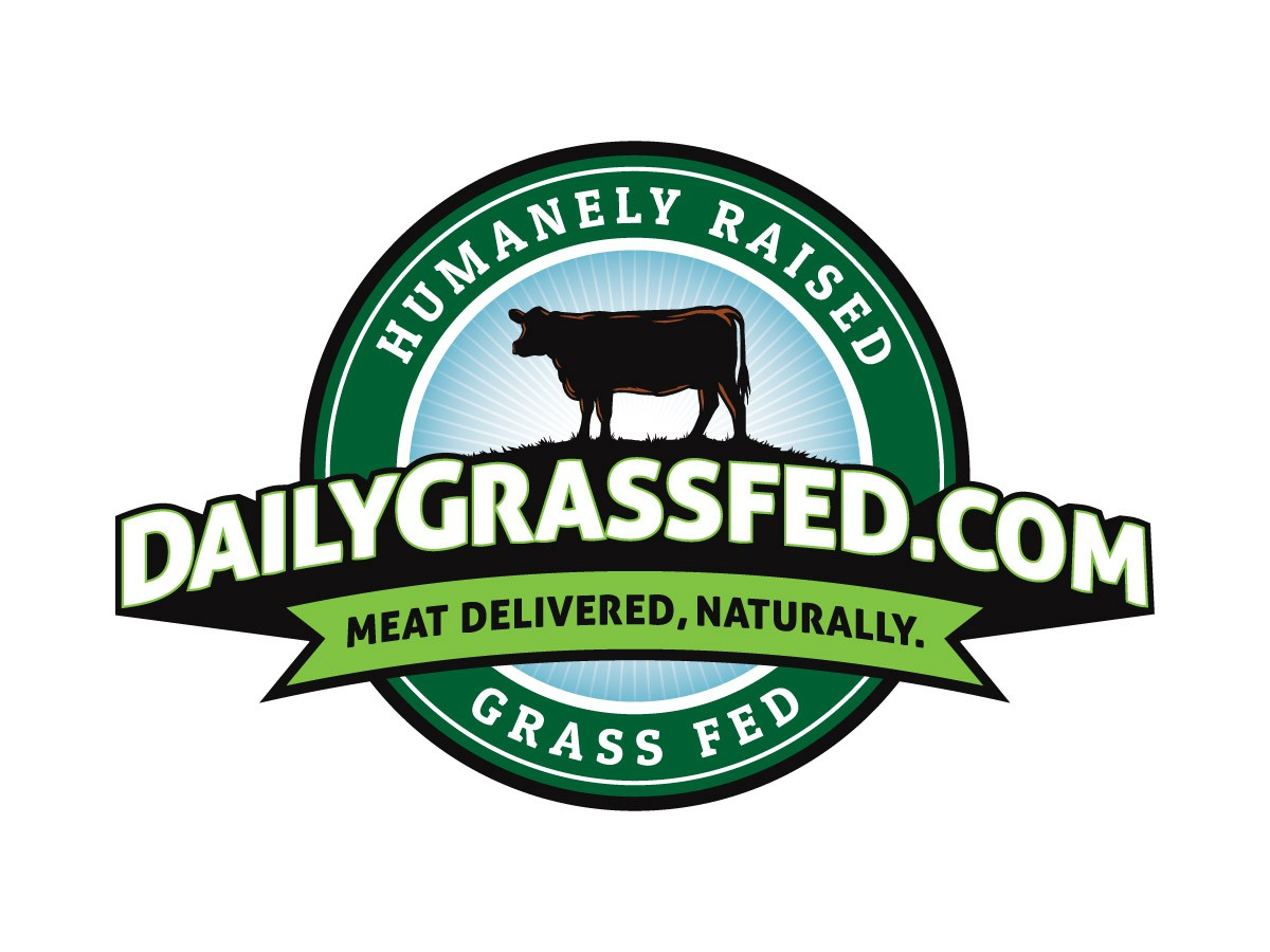 DailyGrassfed.com needs a new logo