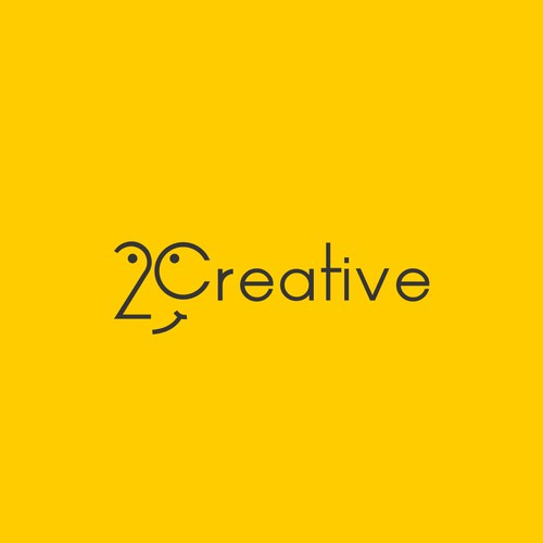 logo for a Creative Marketing and Ad Agency