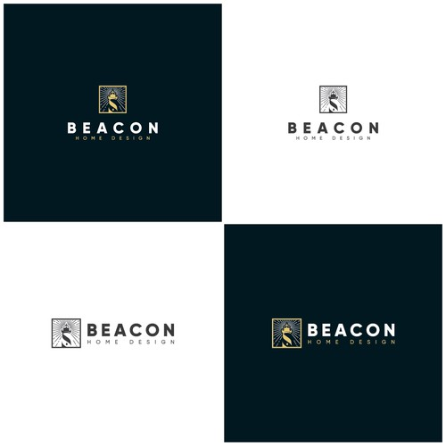 Beacon Home Design Logo