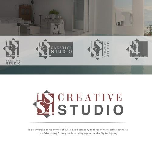 1884 Creative Studio Logo