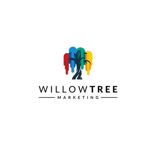 WILLOW TREE MARKETING LOGO