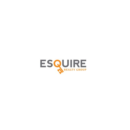 logo concept for Esquire Realty Group