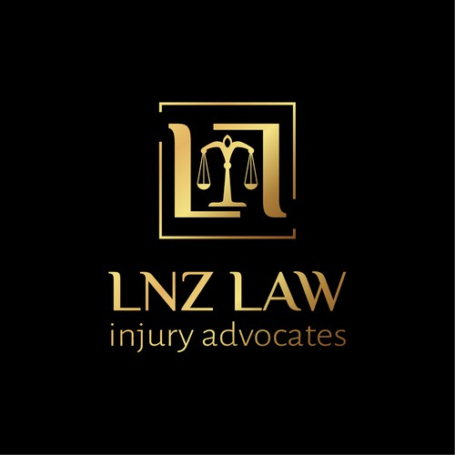 luxury logo for personal injury lawyer