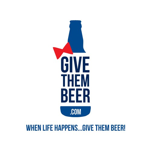 It is all about sending Beer as a Gifts...design cool logo for GiveThemBeer.com
