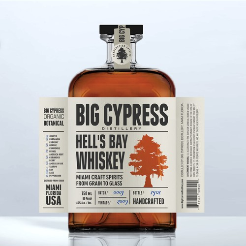 whiskey Big Cypress
