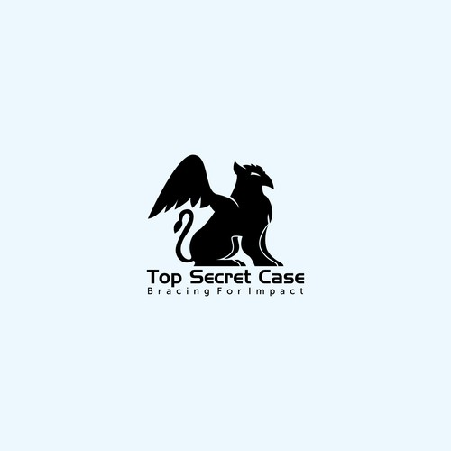 Top Secret Case Logo Design to the next Level