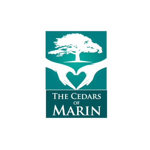 Create a beautiful cedars treelogo for a non-profit organization that helps people with disabilities