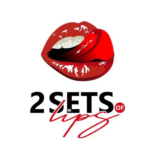 2 Sets of Lips