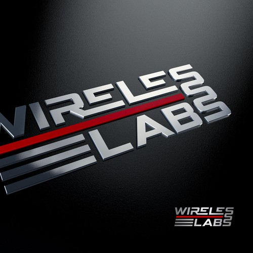 WIRELESS LABS Typography