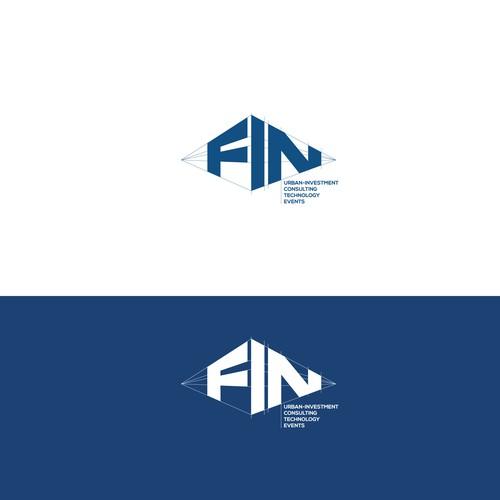 Logo concept for FIN