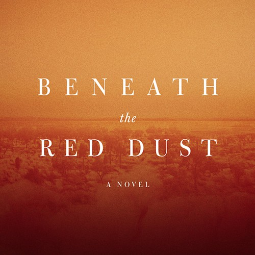 Cover for Australian eBook 'Beneath the Red Dust'