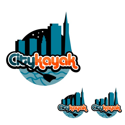 City Kayak needs a new logo