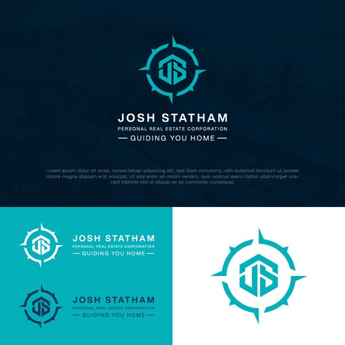 Updating the Logo for Josh Statham Personal Real Estate Corporation