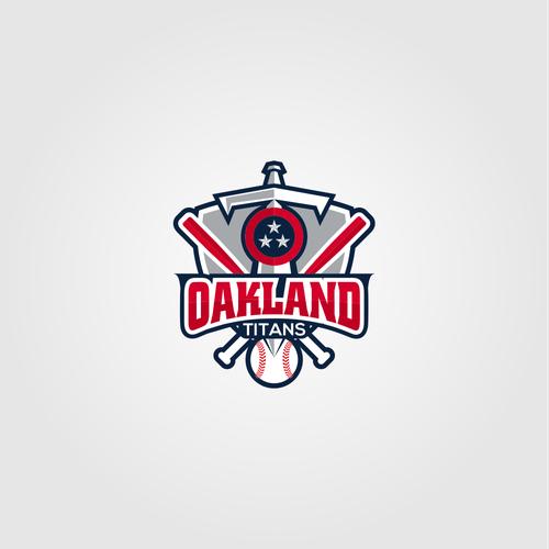 Logo Concept for Oakland Titans