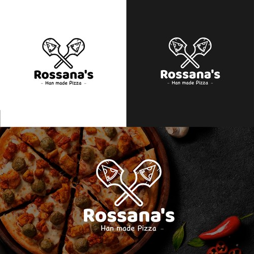 Logo para una pizzería