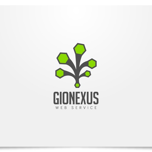 Create the next logo for GioNexus