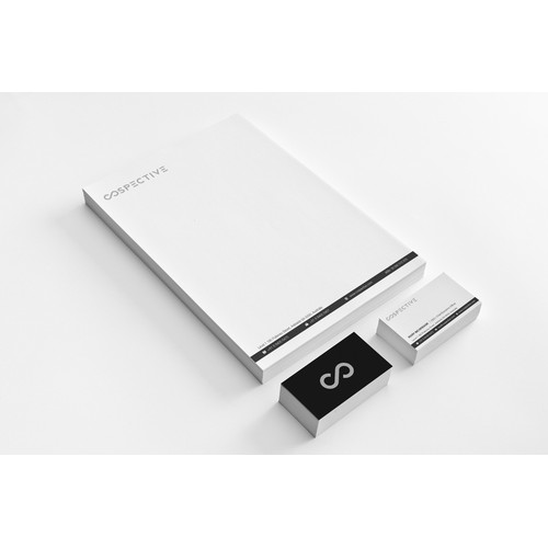 Help Cospective with a new stationery