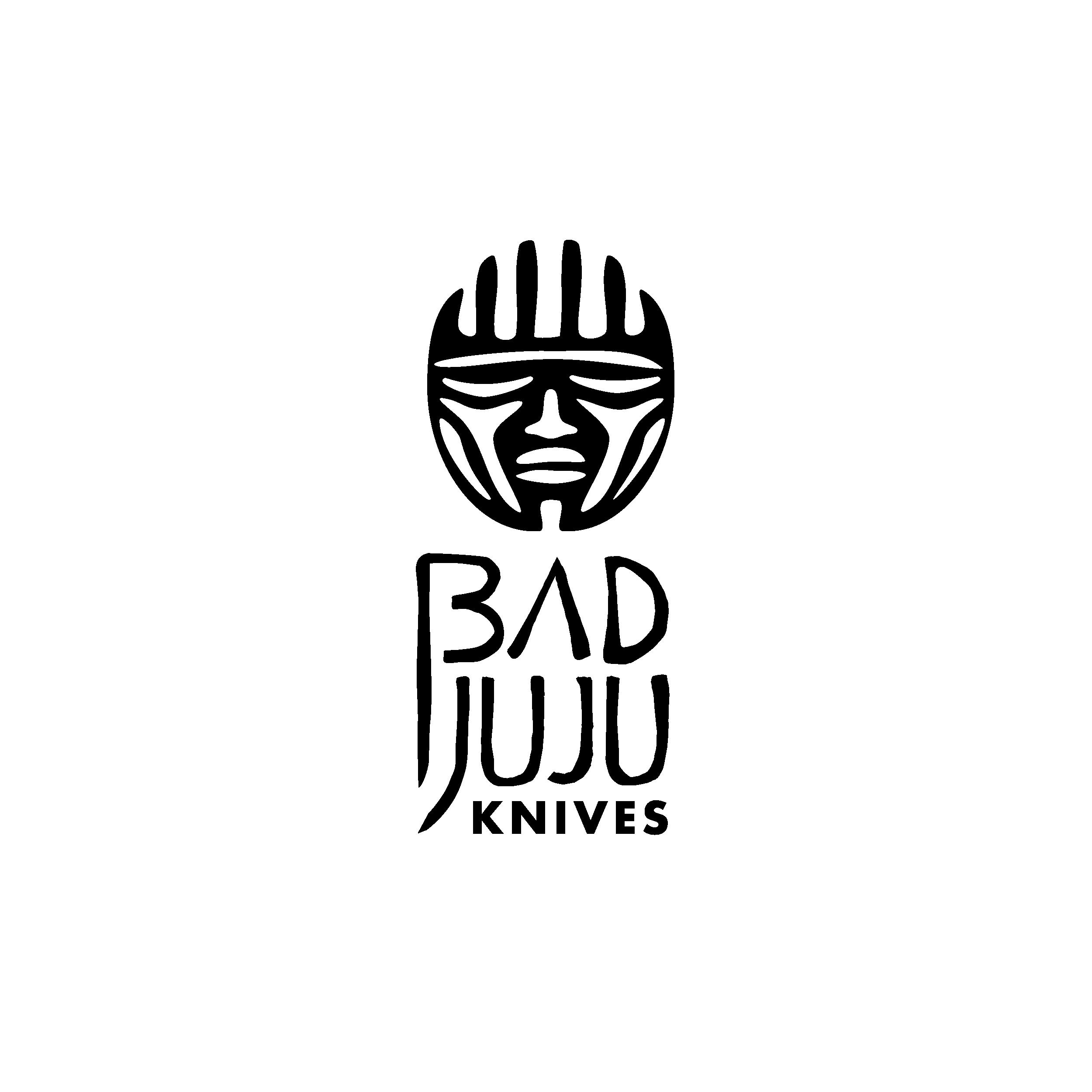 Design a bad ass logo for Bad Juju Knives