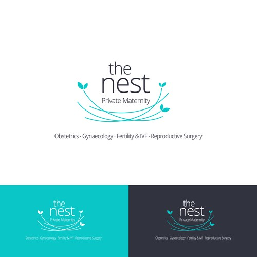 Logo The Nest