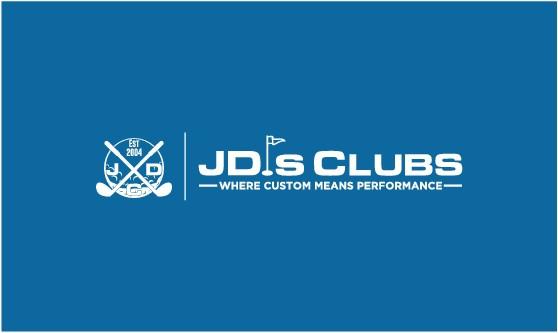 JD's Clubs business card