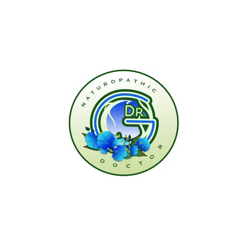 Logo for Naturopathic Doctor with an Art Deco vibe