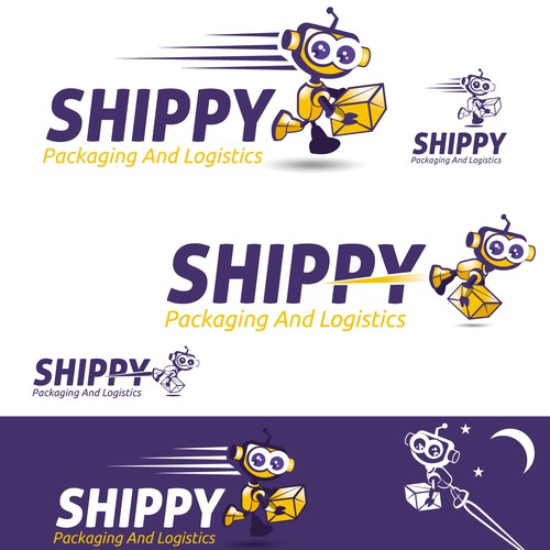 Logo for Shipping Comparison Site & Shipping Packaging